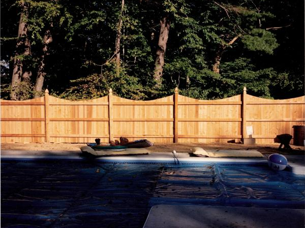 Wood Privacy Fences All American Fence